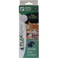 Vetocanis Dental Sticks Plak Fighter voor katten