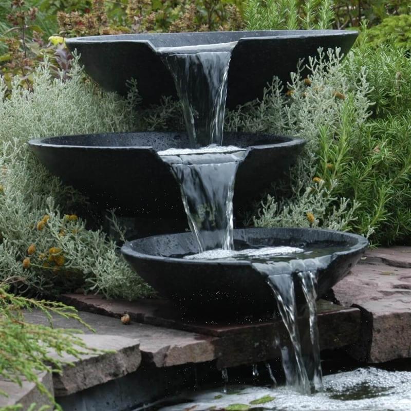 vasque avec jet d eau Zoomalia