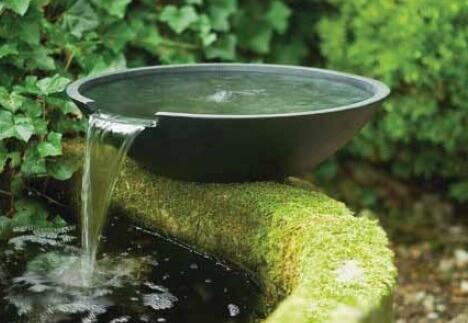 ubbink nova cascade 1 vasque pour bassin. Black Bedroom Furniture Sets. Home Design Ideas