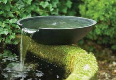 UBBINK Nova Cascade 1 vasque pour bassin