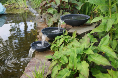 UBBINK Mistaya Cascade 3 vasques pour bassin