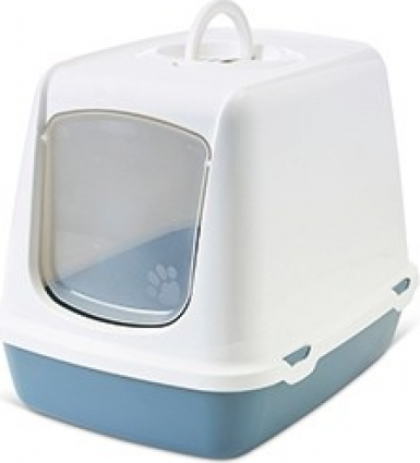 Maison de toilette Oscar Earth pour chats