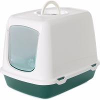 Maison de toilette Oscar pour chats - plusieurs coloris disponibles