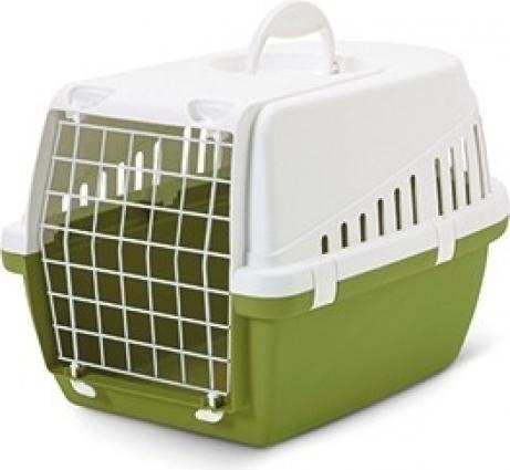 Panier de transport Trotter 1 IATA Earth pour chats et petits chiens