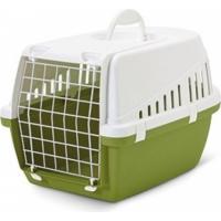 Panier de transport Trotter 1 IATA Earth pour chats et petits chiens, conforme aux normes IATA