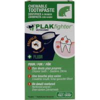 Vétocanis - Dentifrice à croquer Plak Fighter pour chat