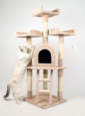 Arbre à chat Zolia Havana - 118cm