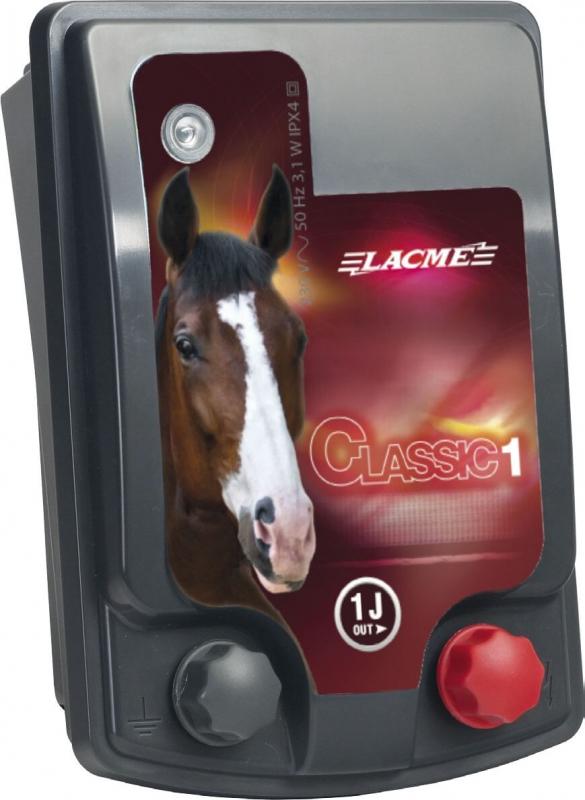 Electificador de cercado LACME - ideal para animales domesticados