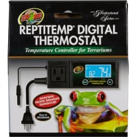 Zoomed Thermostat digital ReptiTemp