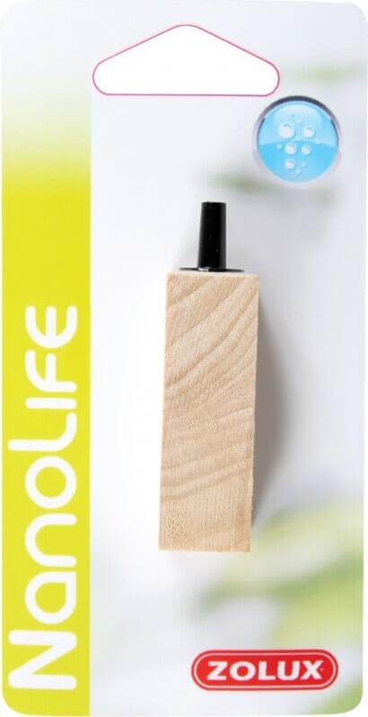 Diffuseur en bois rectangulaire