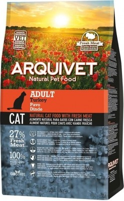 ARQUIVET Adult à la Dinde pour Chat Adulte