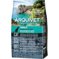 ARQUIVET Adult au Poisson Blanc & Thon pour Chat Adulte