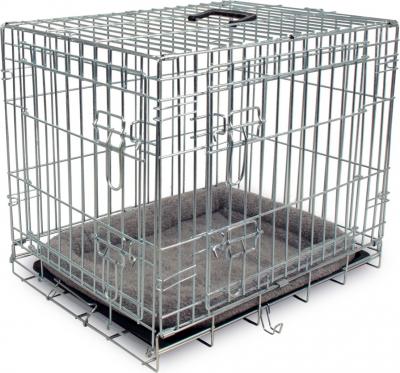 Cage de transport Zolia Koda Comfort avec coussin inclus