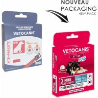 Vétocanis collier Dimpylate pour chien