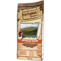 NATURAL GREATNESS Optimum Mini/Medium à la Volaille pour Chien et Chiot de petite et moyenne taille