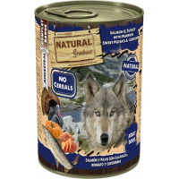 Natvoer NATURAL GREATNESS Compleet 400g voor volwassen honden - 7 smaken naar keuze