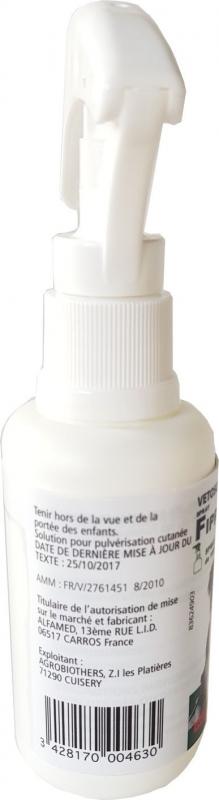 Vétosoin spray Fipronil per cani e gatti