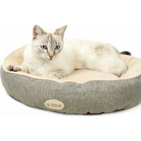 Panier pour chat et chien Zolia Oasis, Gris, 50cm