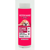 Poudre tétraméthrine Vétotonic pour chien / chat