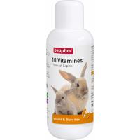 Complexo de 10 vitaminas para coelhos