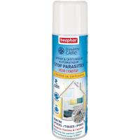 DiméthiCARE, spray & diffuseur automatique stop parasites pour l'habitat de l'animal