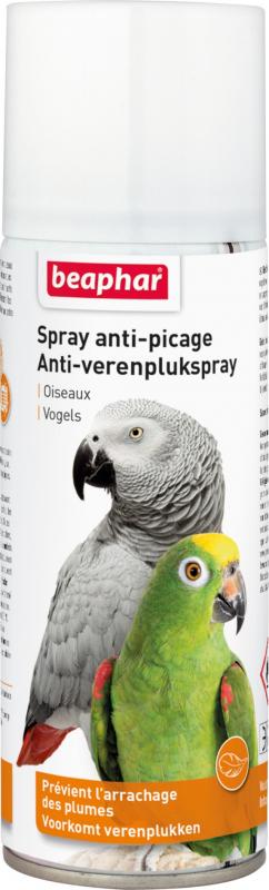 Antiverenplukspray