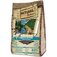 NATURAL GREATNESS Field & River Sin cereales para gato Adulto