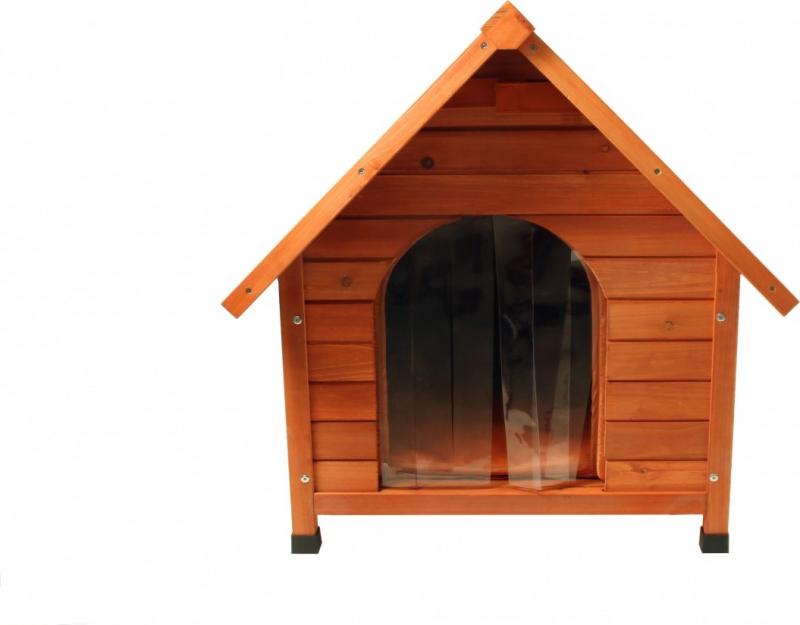 Niche pour chien Zolia Cléo PREMIUM : idéale en hiver