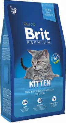 BRIT PREMIUM Kitten au Poulet pour Chaton