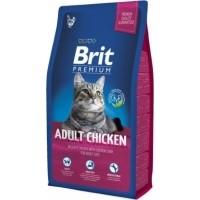 BRIT PREMIUM Adult Chicken au Poulet pour Chat Adulte