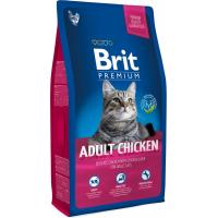 BRIT PREMIUM al Pollo per Gatti Adulti