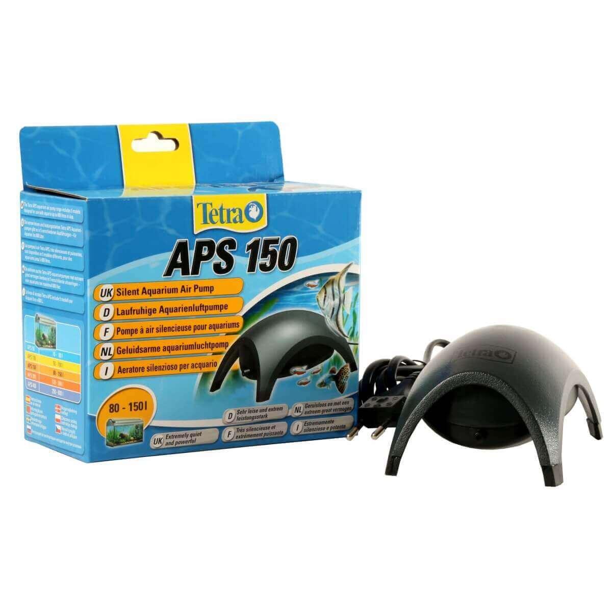 Pompe à air Tetra APS design et silencieuse_2