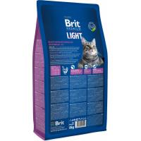 BRIT PREMIUM Adult Light para gato com excesso de peso