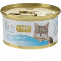 Natvoer BRIT CARE voor katten en kittens