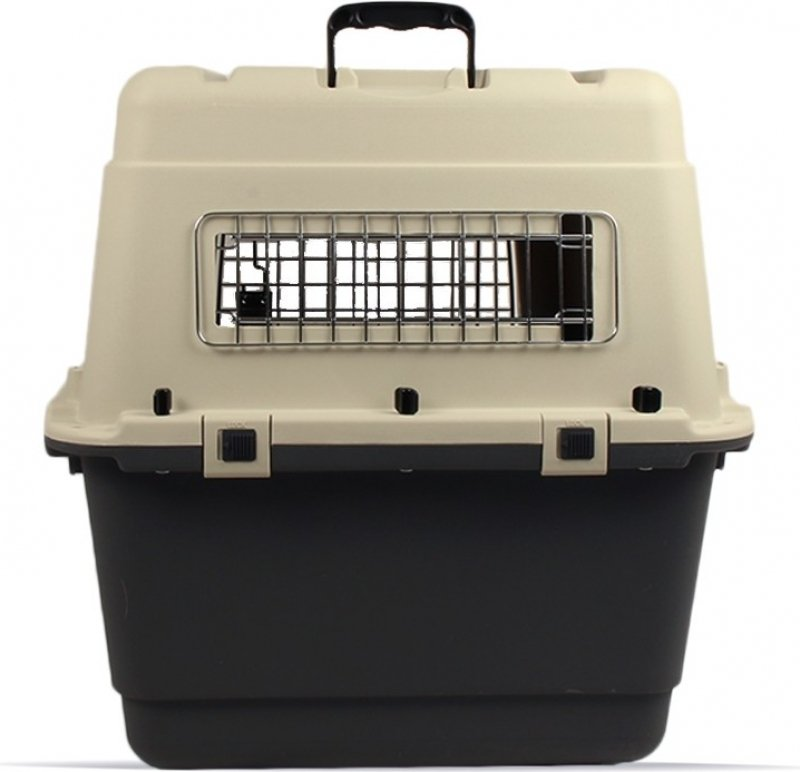 Caisse de transport Zolia VOYAGER pour chien et chat - Conforme aux normes IATA