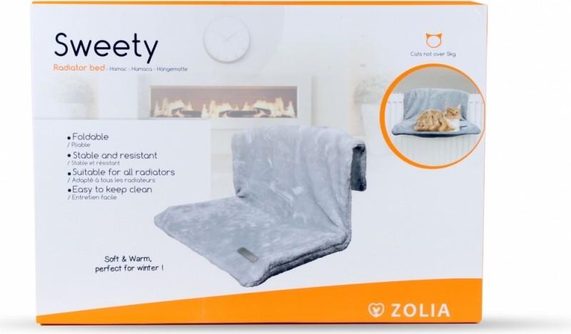 Hamac de radiateur Sweety Zolia pour chat