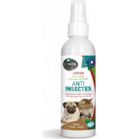 Lotion Antiparasitaire pour chiens et chat insectifuge externe