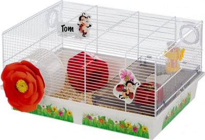 Cage pour hamster Lady Bug