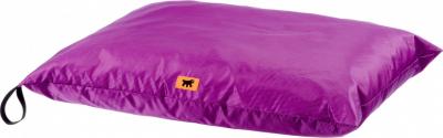 Coussin pour chien Olimpic 80 violet, idéal en transport