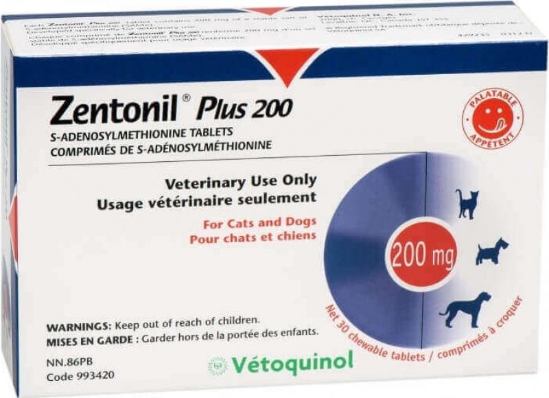 Zentonil Plus para perro y gato