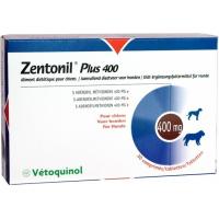 Vetoquinol Zentonil Plus pour chien et chat
