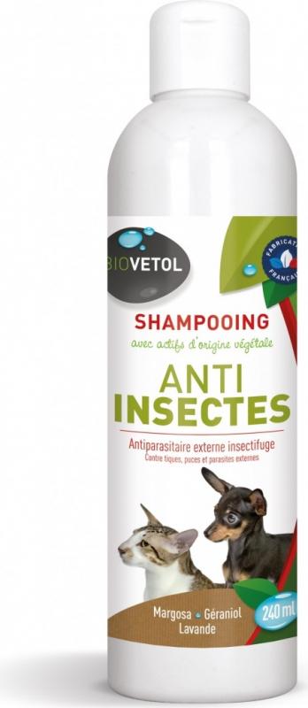 shampoing naturel anti parasitaires pour chien et chat. Black Bedroom Furniture Sets. Home Design Ideas