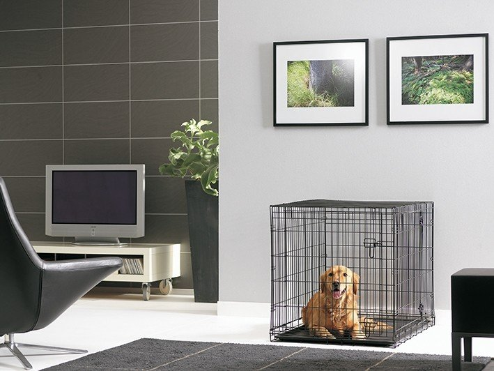 Cage pliable Dog Cottage