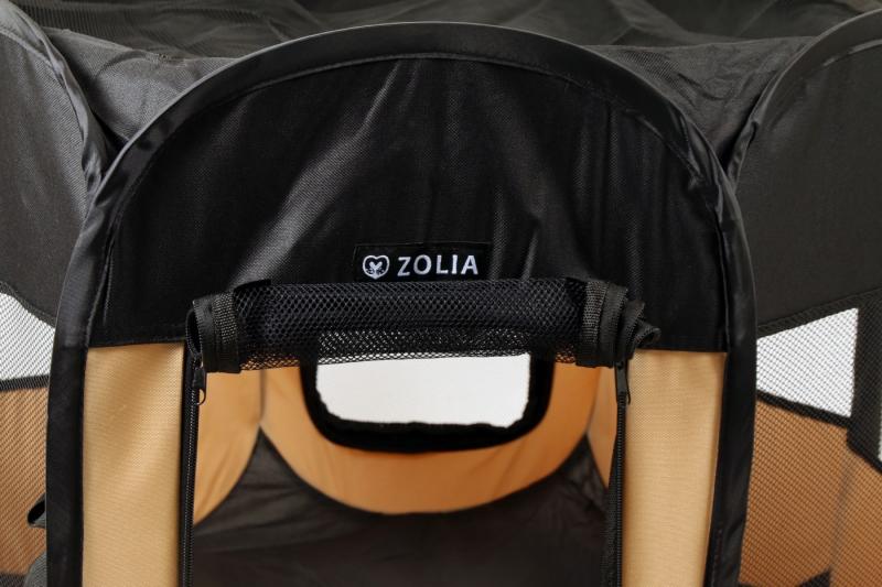 Enclos d'intérieur pliable Zolia