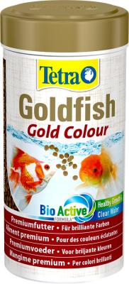 Tetra Goldfish Gold Colour granulés pour poissons rouges