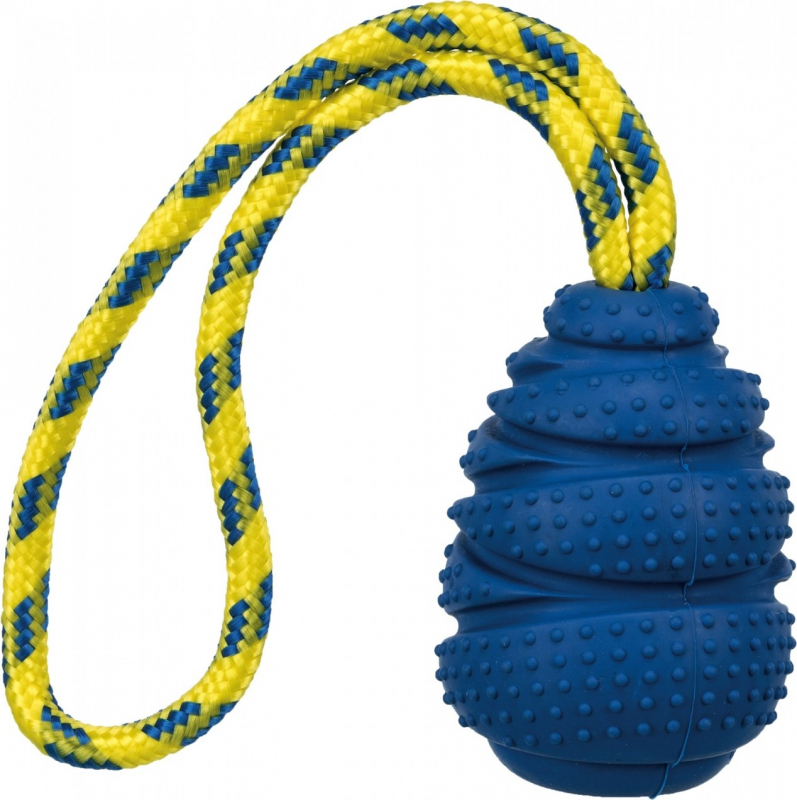 Sporting Sauteur sur corde pour chien, caoutchouc naturel
