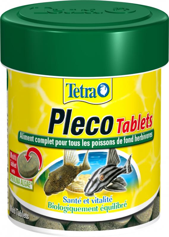Tetra PlecoTablets vissenvoer 120 tabletten