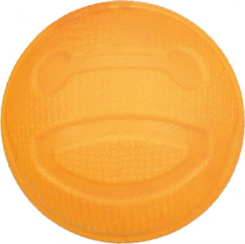 Balle flottante et résistante pour chien