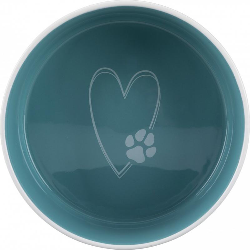 Pet's Home Ecuelle céramique pour chien ou chat - 2 coloris