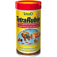 Tetra Rubin Flakes Nourriture pour poissons d'aquarium